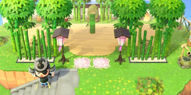 Garden Ideas Animal Crossing New Horizons - Smart-Trik