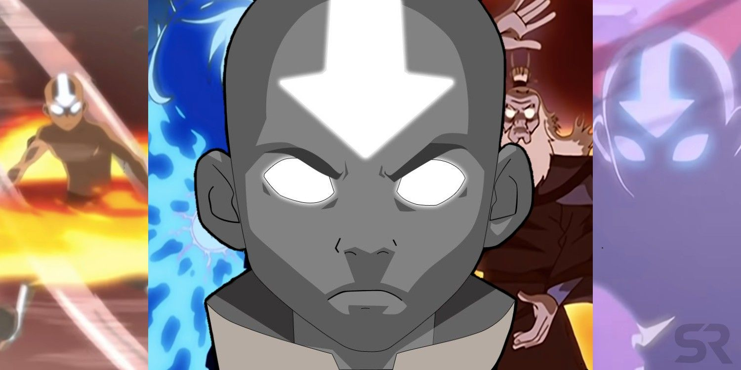 Every Time Aang Entered The Avatar State What Happened