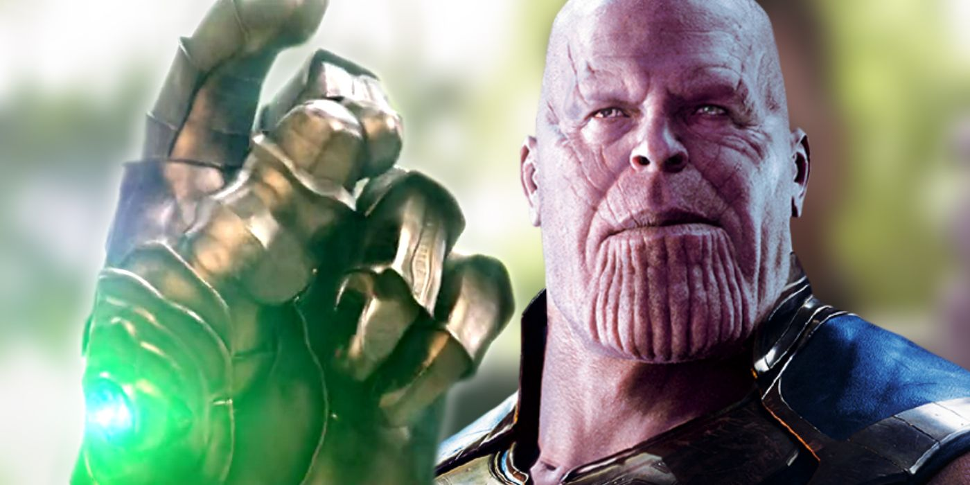 Avengers: Infinity War - Why Thanos Had To SNAP To Use The Gauntlet
