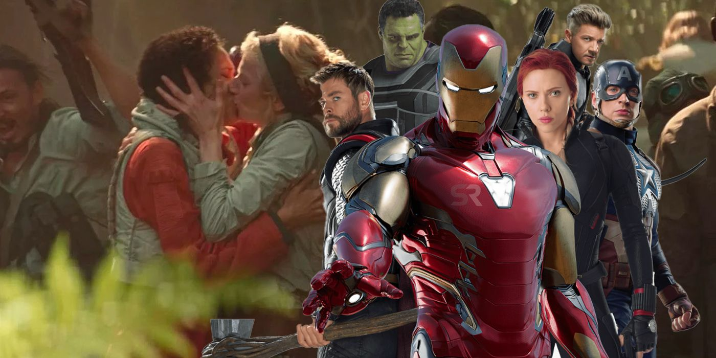 Disney S Lgbt Scenes Don T Help Avengers Or Star Wars Pass Visibility Test One News