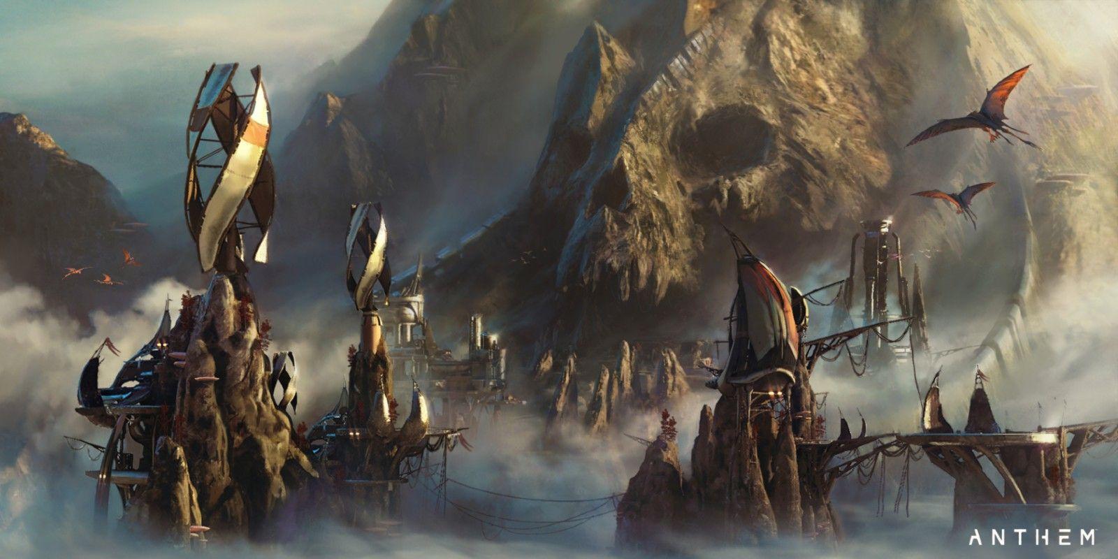 Bioware Studio Director Sheds Light On Anthem 2 0 Progress