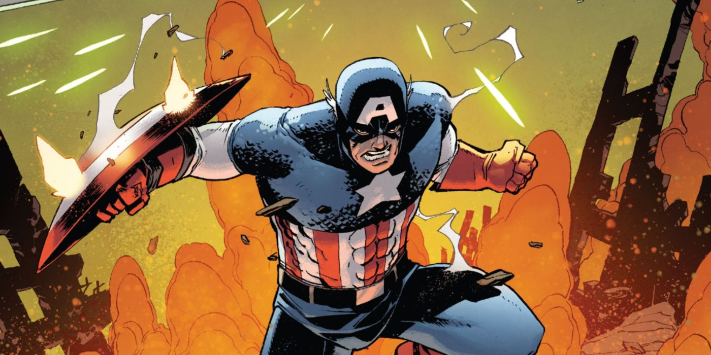 Captain America Just Committed Treason - And He's RIGHT