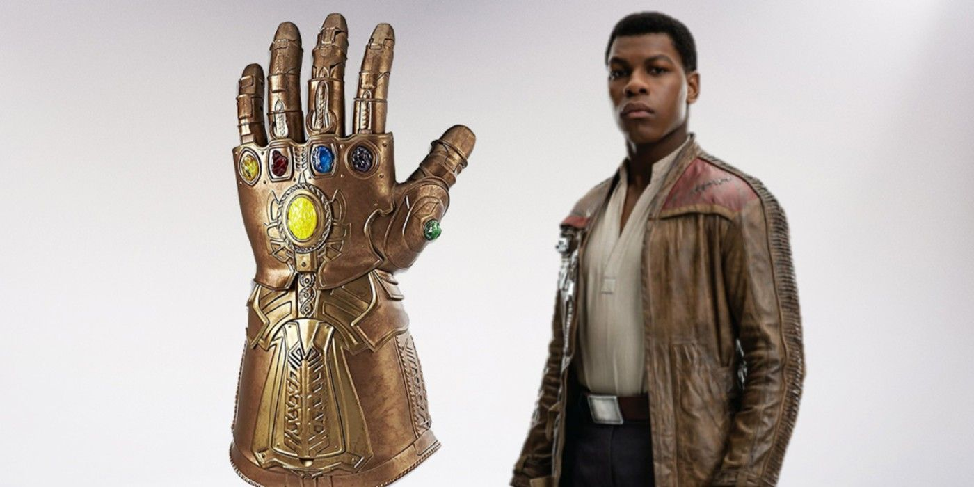 John Boyega Has His Own Infinity Gauntlet - And Wants To Use It