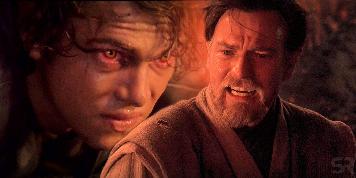 Obi Wan Died In Revenge Of The Sith From A Certain Point Of View