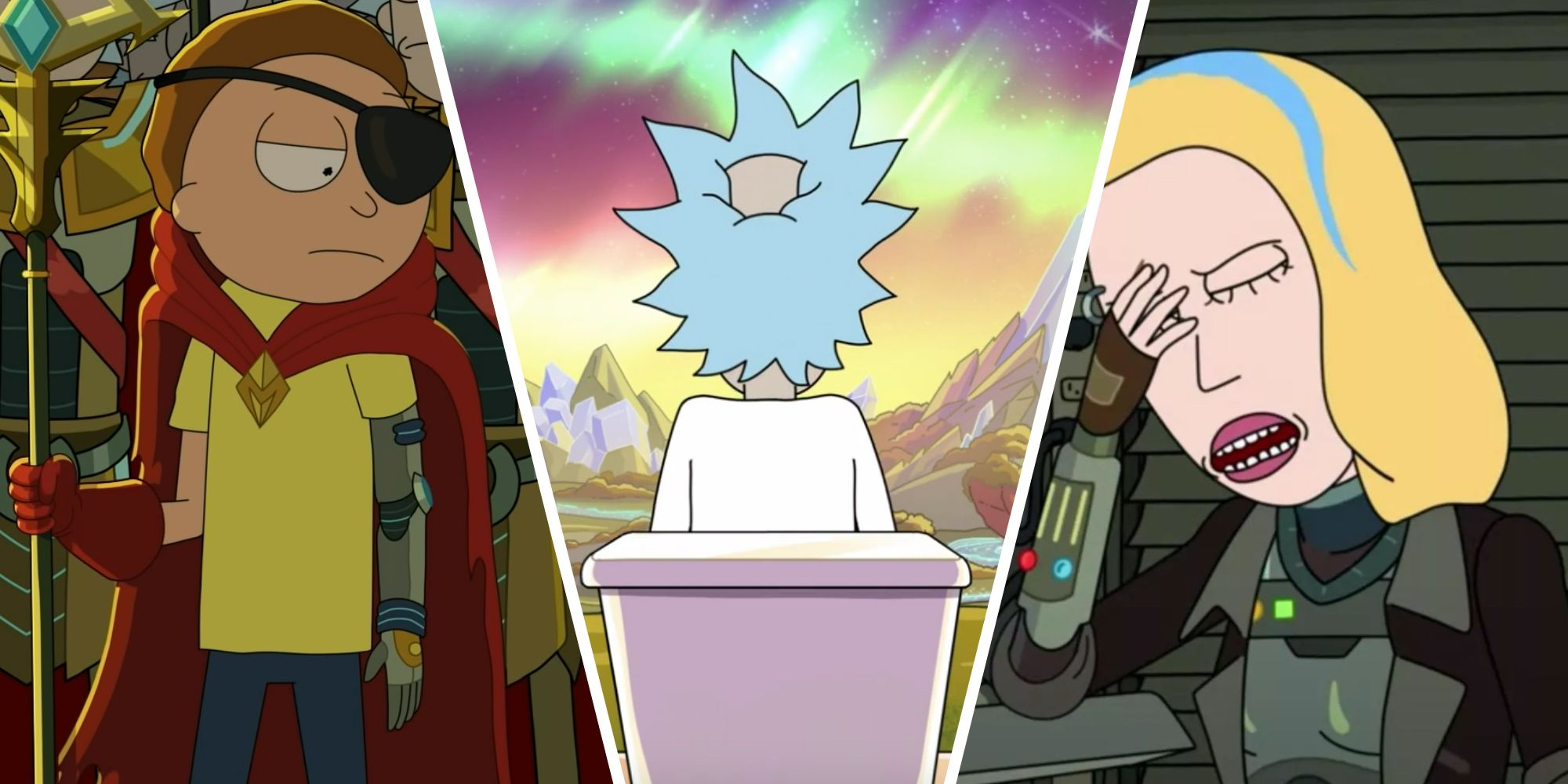 Rick & Morty: 5 Reasons Why Season 4 Is The Best Season So Far (& 5 Why It's Not)