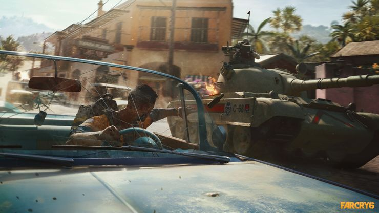 Far Cry 6 Release Date Story Gameplay Details Screen Rant