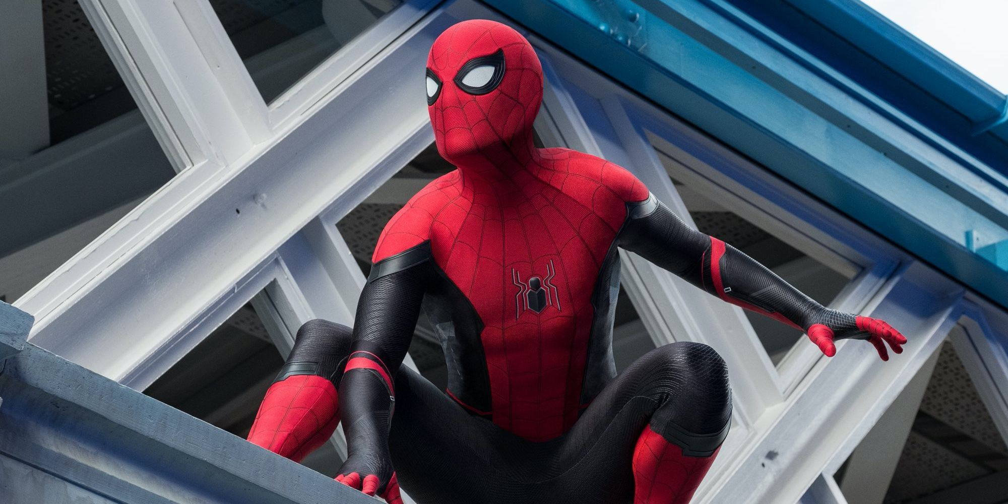 Spider-Man: Far From Home (2021)