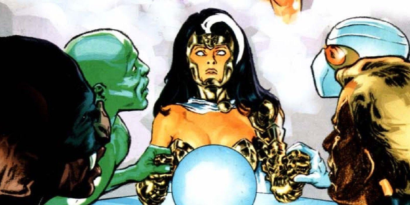 Stan Lee criou sua própria Liga da Justiça para a DC Comics 1