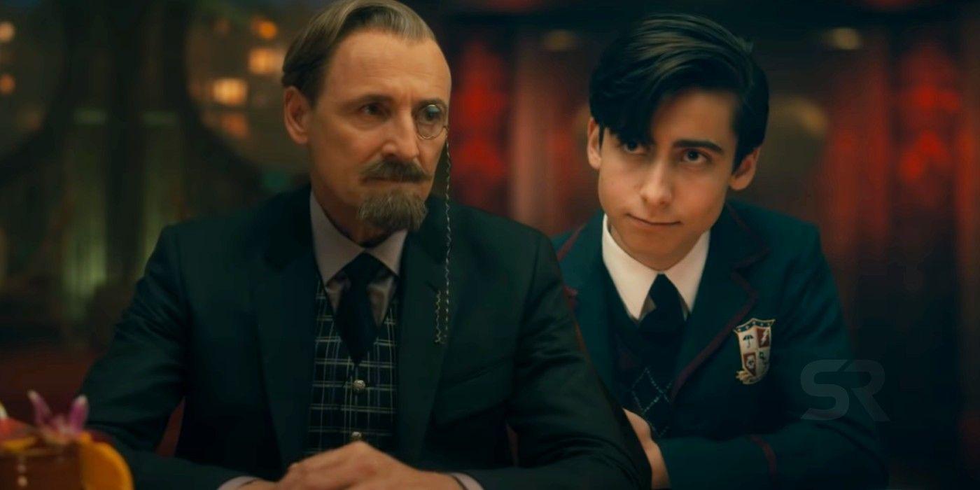 Umbrella Academy Season 2 Trailer Reveals How Reginald Found The 7 Children