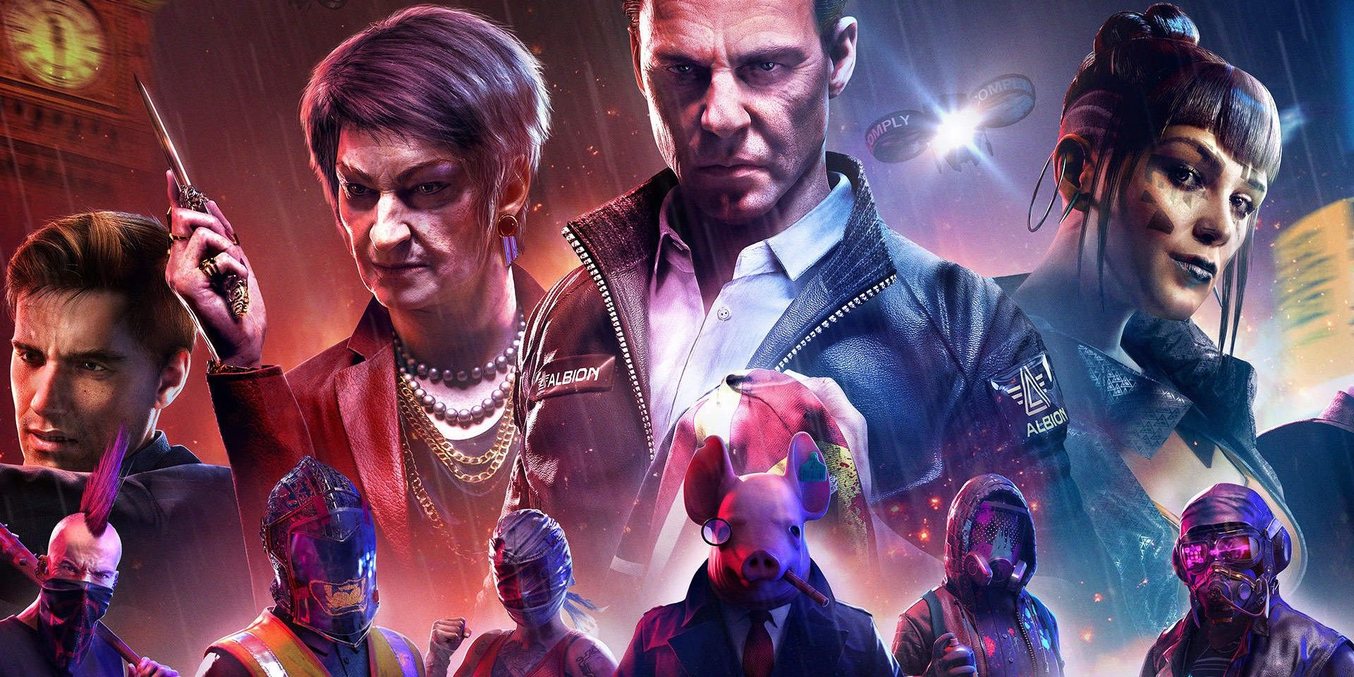 Why Watch Dogs Legion Is Rated Mature Screen Rant