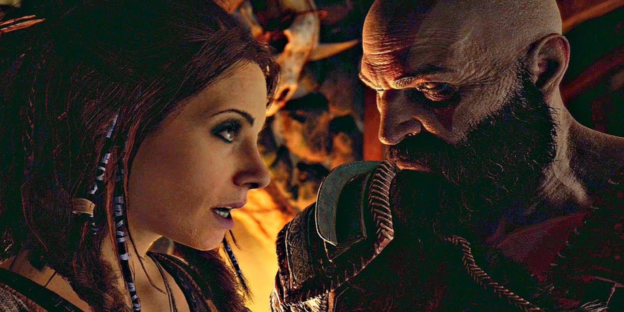 Freya Is The Real Villain of God Of War