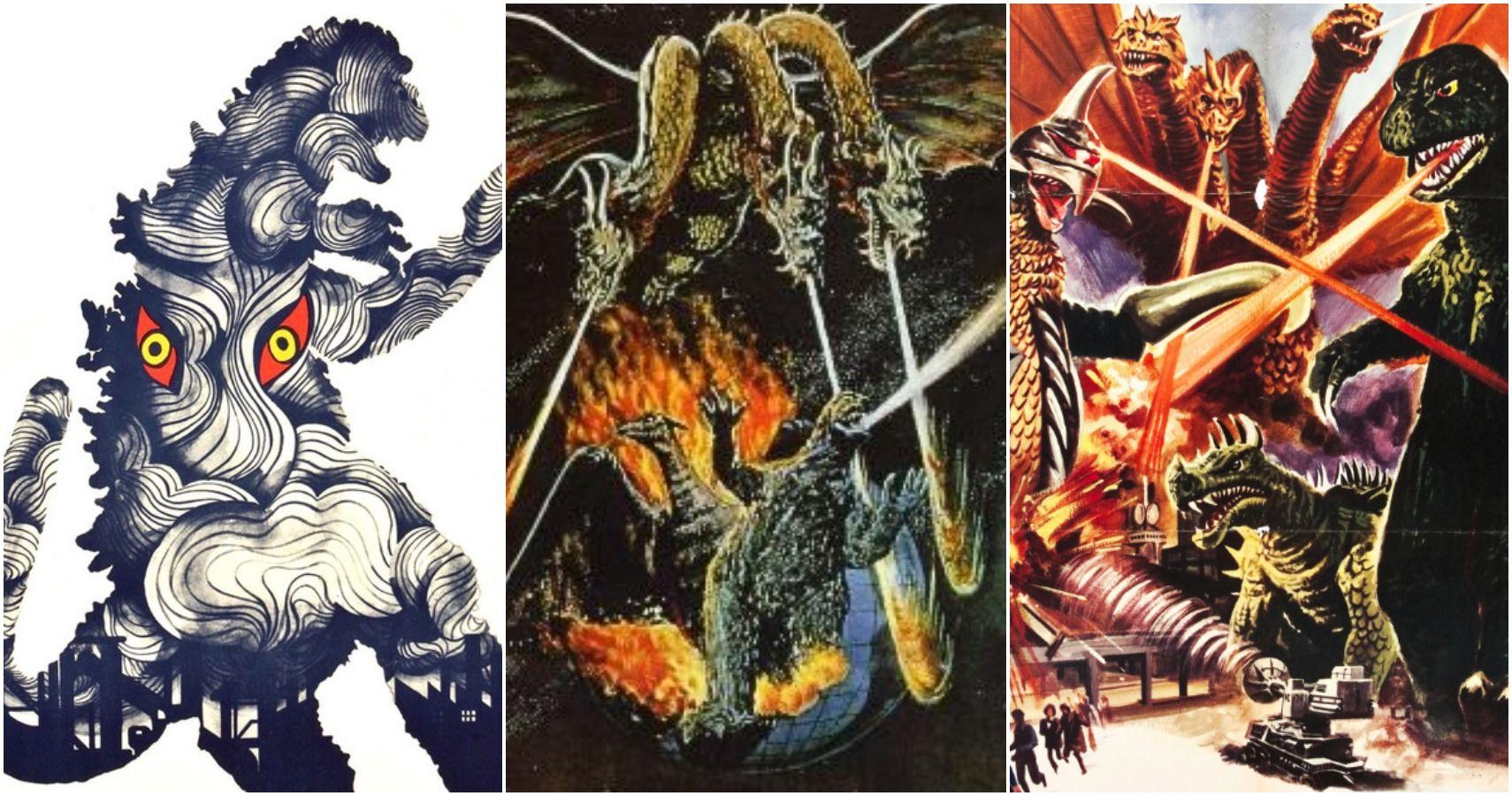 The 10 Best Showa Era Godzilla Movies (According To Rotten ...