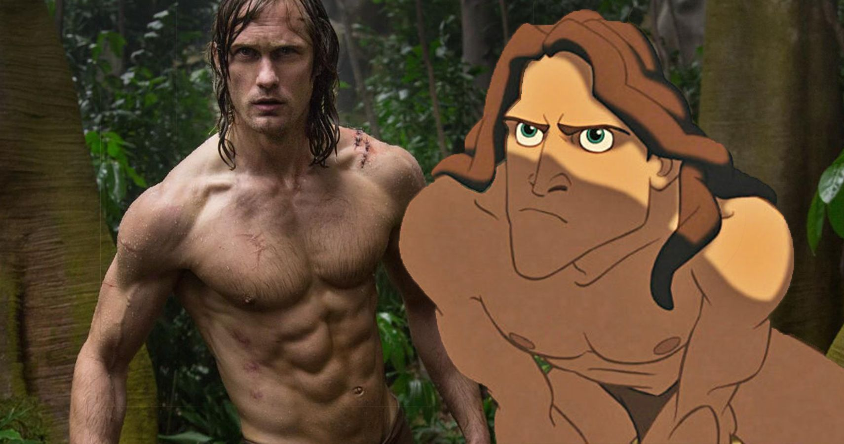 Tarzan: 5 Ways The Film Changed The Animated Story (& 5 Ways It's The Same)