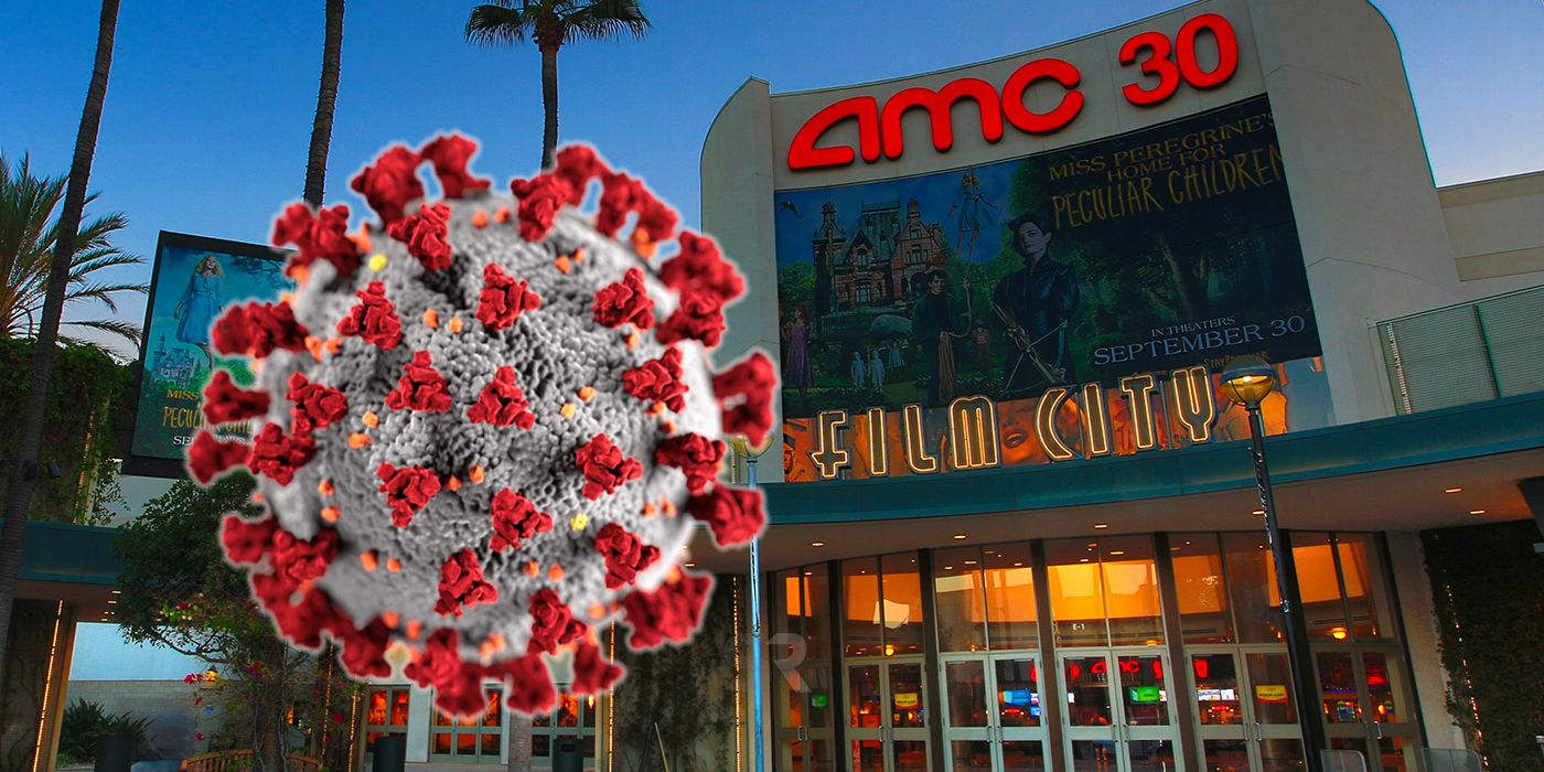 AMC Raises Nearly $1 Billion To Survive Pandemic | Screen Rant