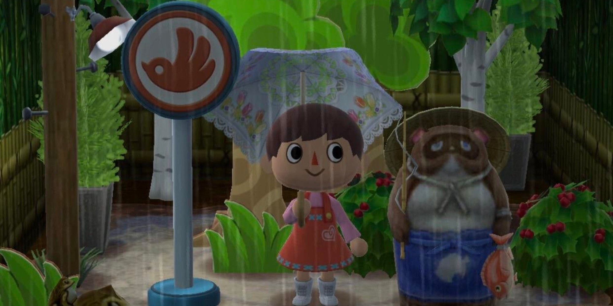 Totoro Inspired Design Ideas Tips In Animal Crossing New Horizons