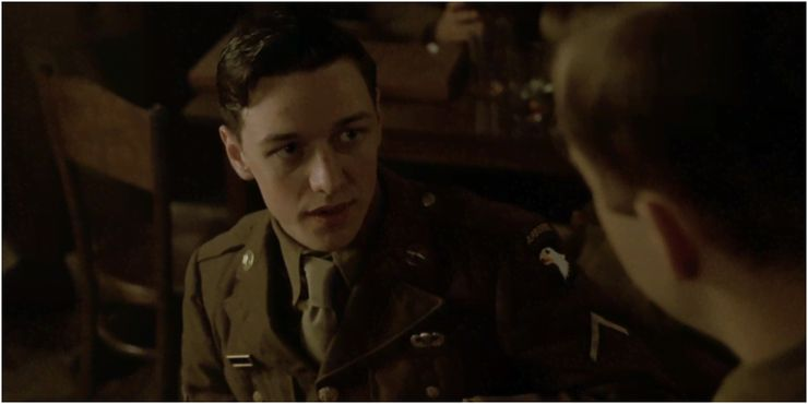 Actor from Band of Brothers