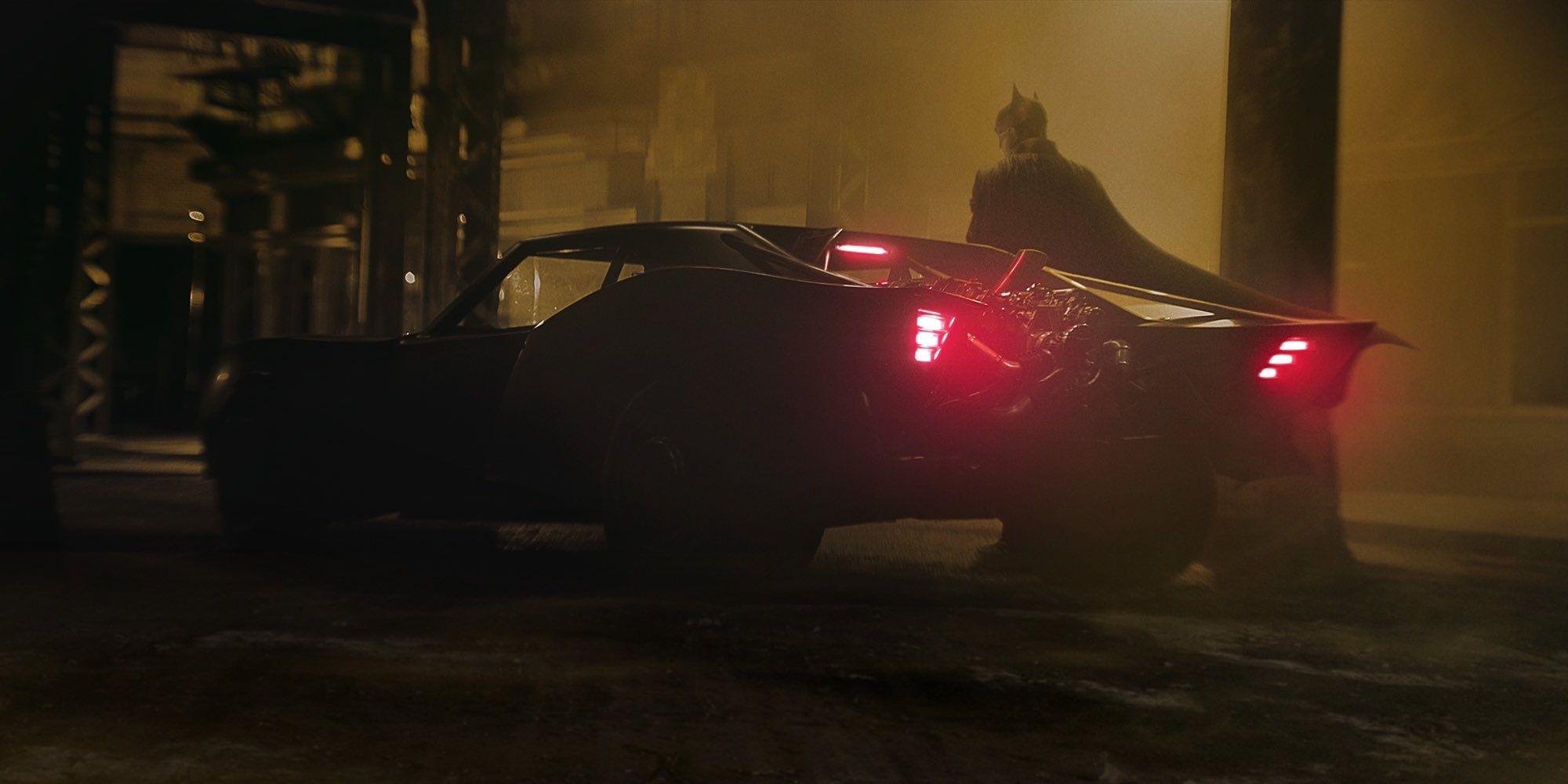 Zack Snyder's Justice League Production Designer Praises The Batman's Batmobile