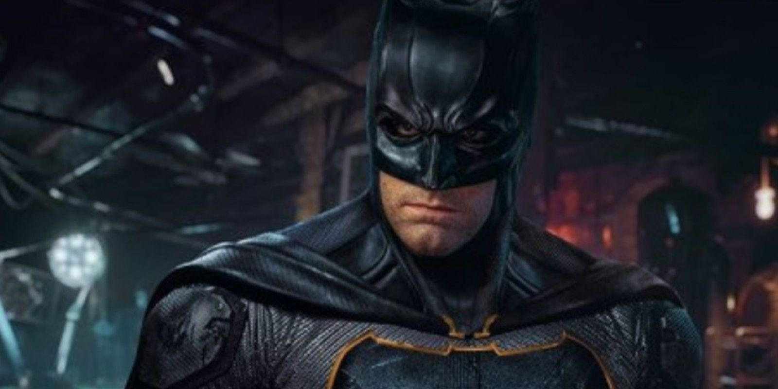 Ben Affleck's Batman Gets DC Rebirth Inspired Suit In Fan Art