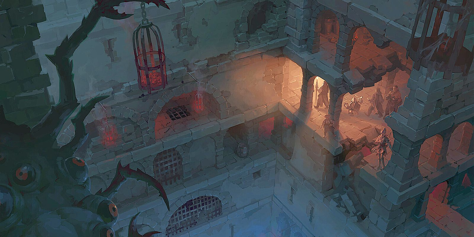 How To Create The Perfect Party For Tenebrous Depths In Pathfinder Kingmaker Pathfinder core rules, chapter 9, magic, page 208 (depending on printing) wrote tenebrous depths in pathfinder kingmaker