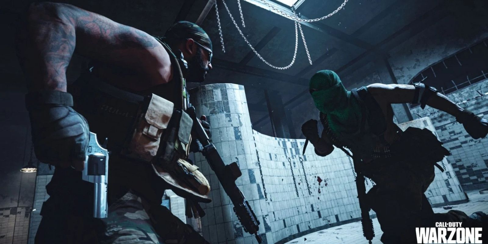 Call Of Duty Warzone Stadium Access Cards Are Season 5 S First Mystery One News