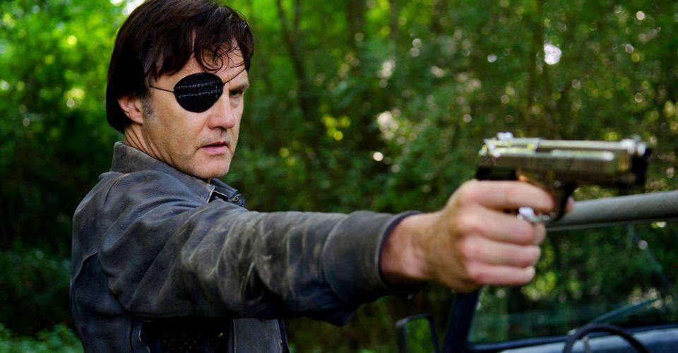 The Walking Dead's Governor Is Still Eager For A Return