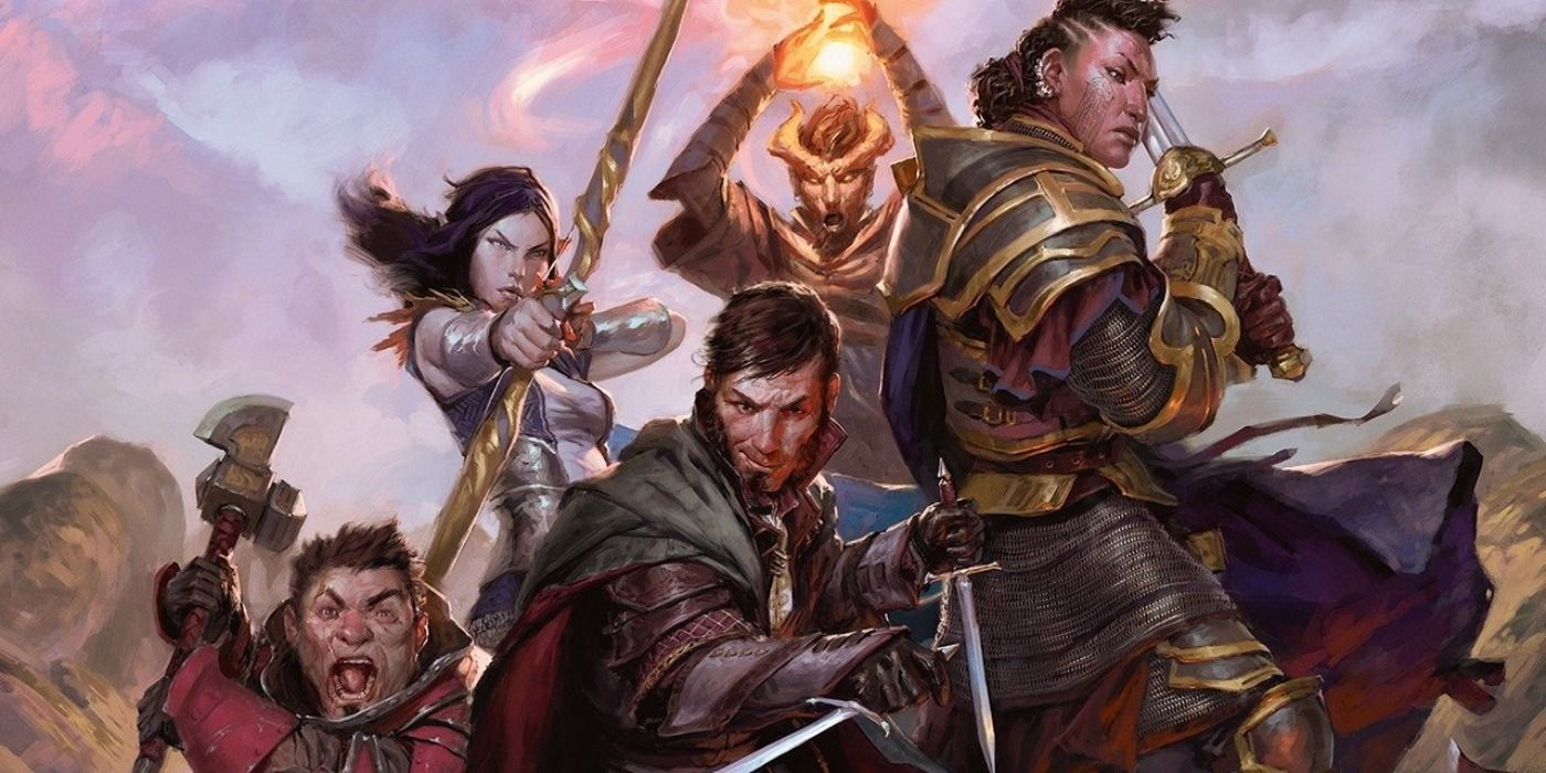 Dungeons Dragons New Book Changes How Race Rules Work
