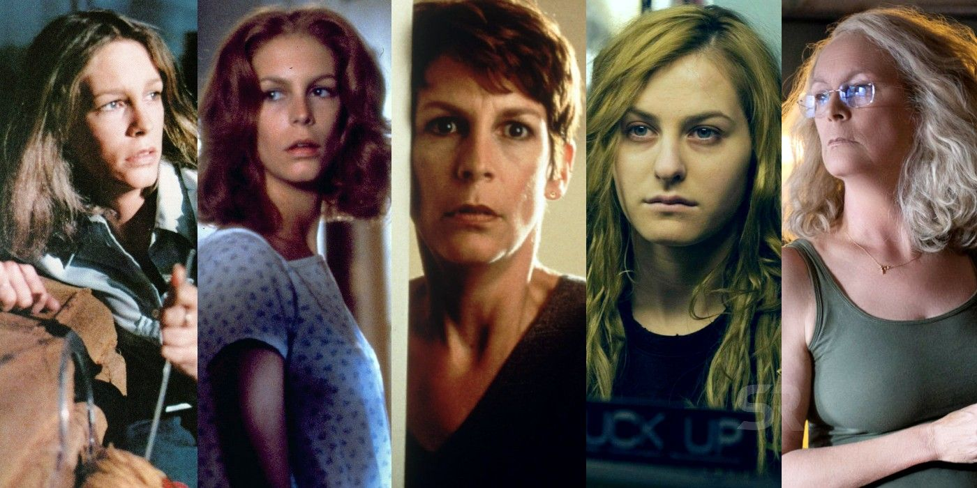 Halloween 2020 Laurie Strode Daughter in360news: Halloween: All 5 Times Laurie Strode Survived Explained