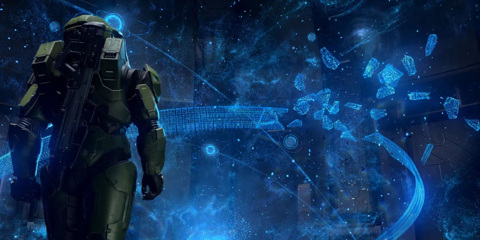 Halo Infinite Multiplayer Rumor Points To a Battle Royale Mode.'