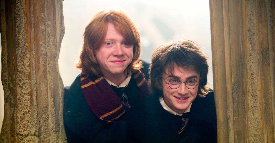 Harry Potter 10 Formas En Que Ron Es Mas Inteligente Que Harry Screenrant