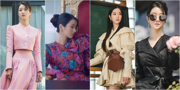10 K Dramas To Watch For The Fashion Screenrant