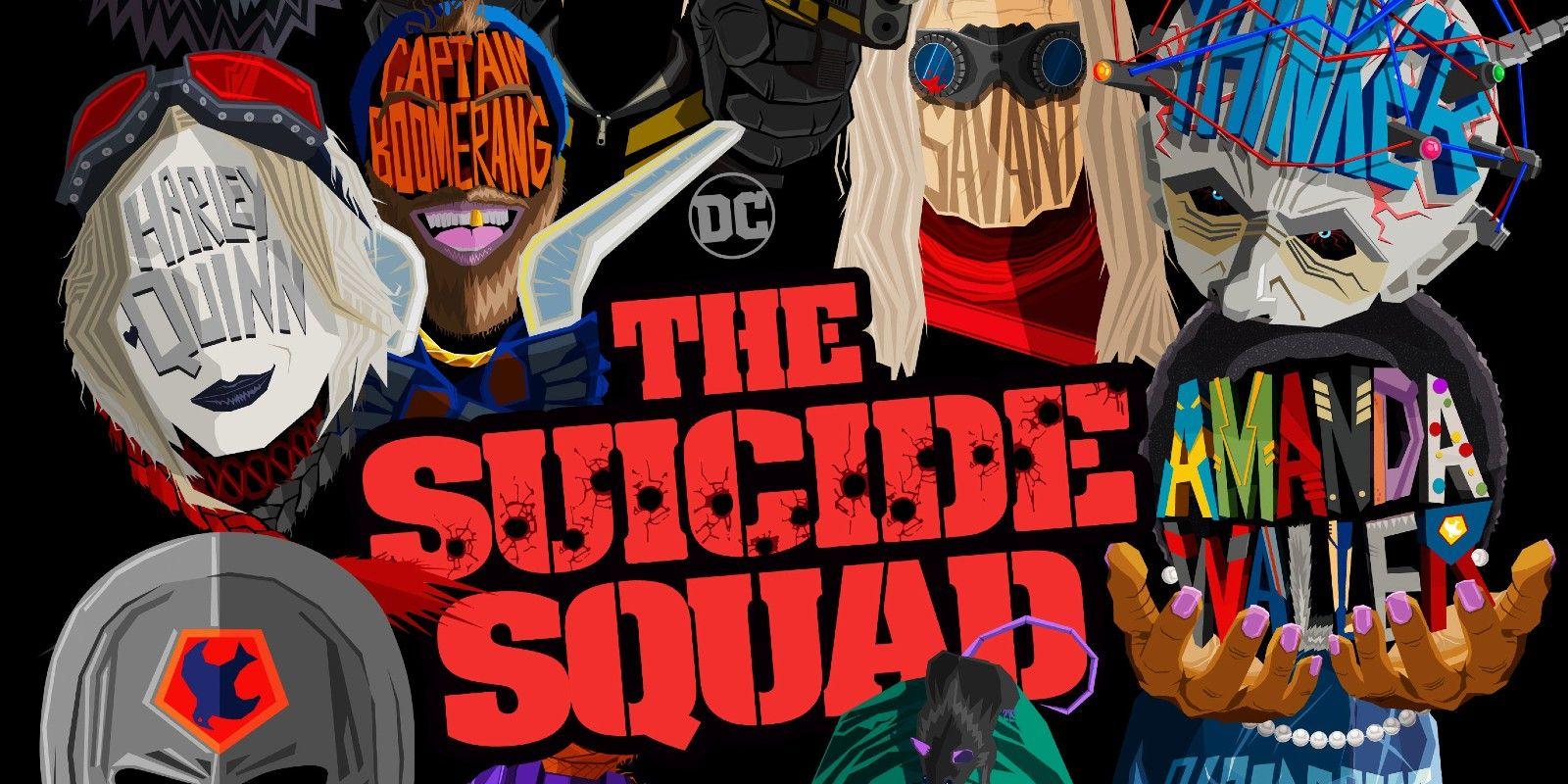 Suicide Squad 2 Erscheinungsdatum