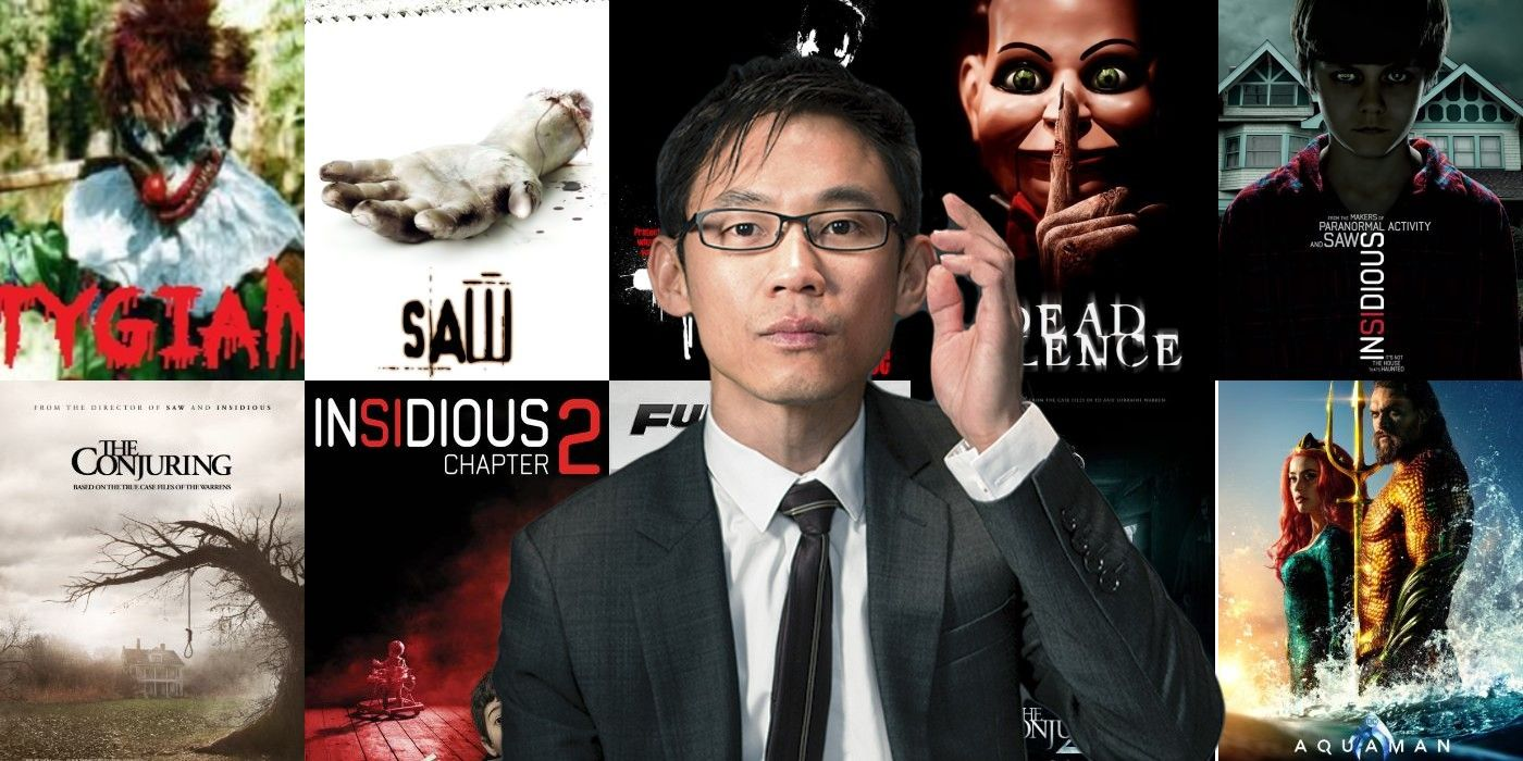 James Wan Reveals What He Looks For When Creating Horror Movie Franchises