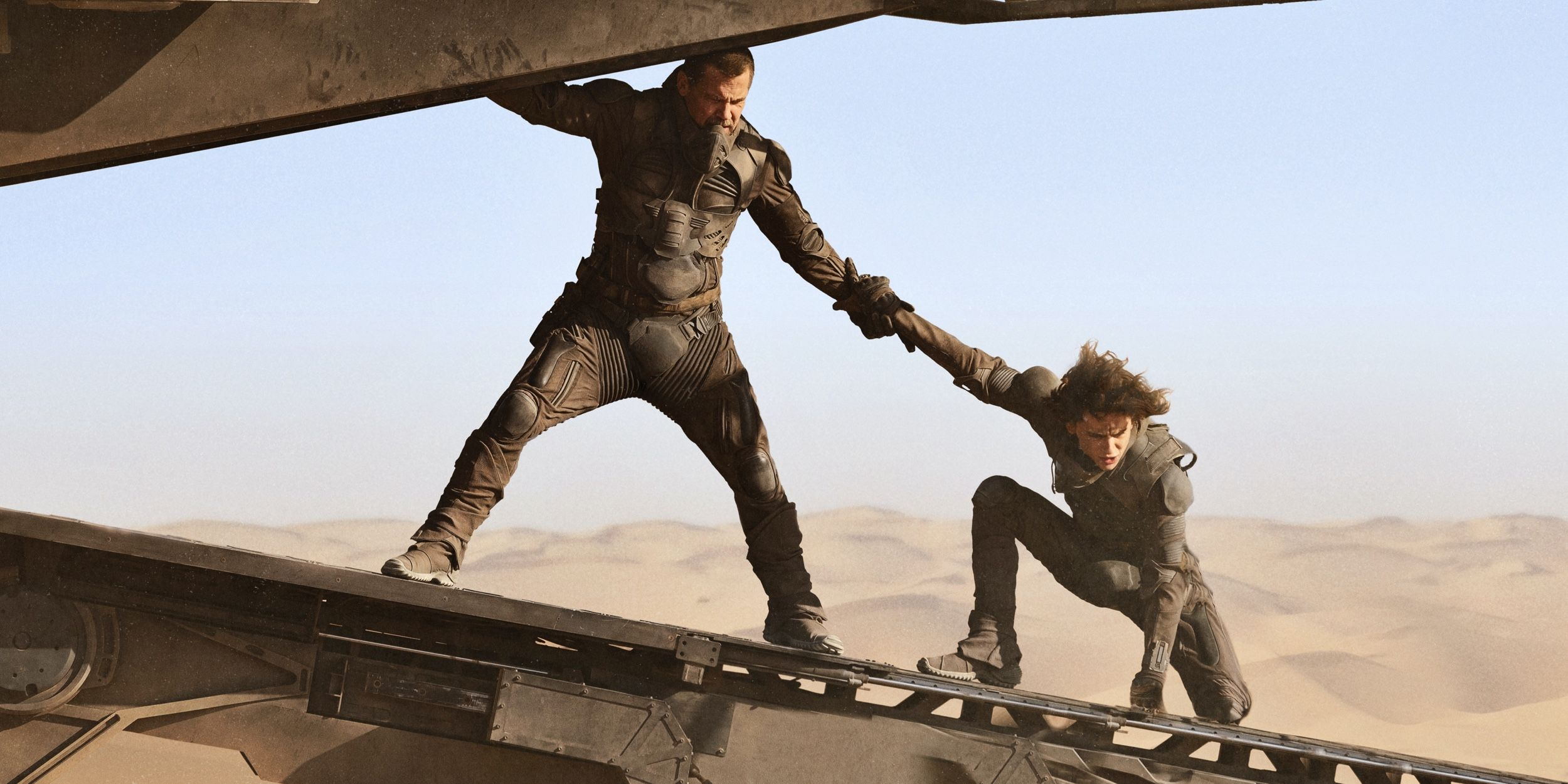 Original Dune Star Thinks the Reboot Should Have Been a TV Show