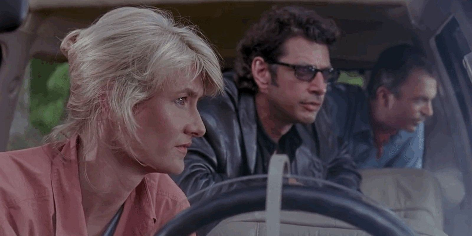 Exclusivo: Diretor de Jurassic World 3 Confirma que o trio original estará em todo o filme 1