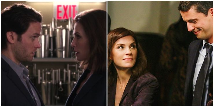 The Good Wife 5 Relationships Fans Loved 5 They Hated