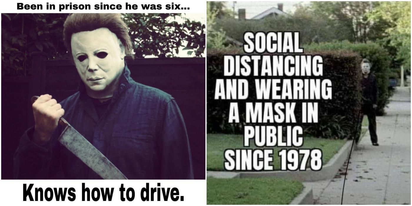 Halloween 2020 How Did Michael Myers Know How To Drive ...