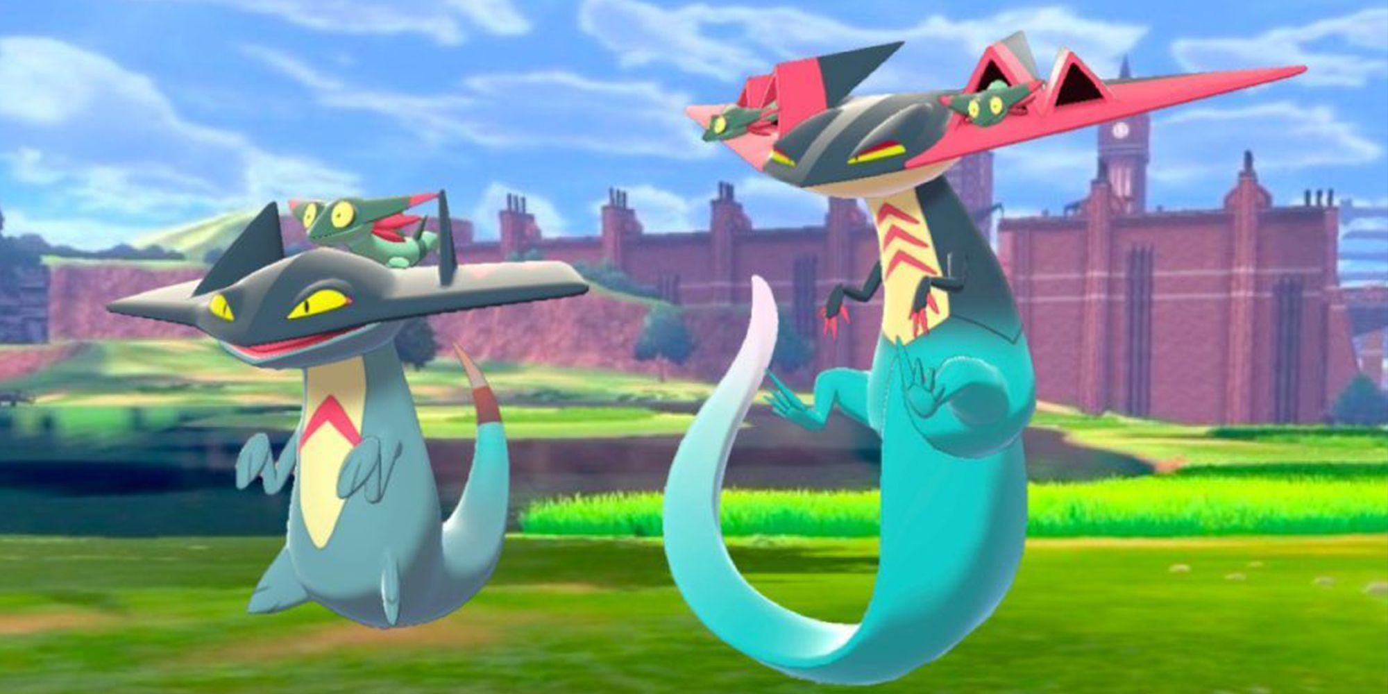 How to Find (& Catch) Dragapult in Pokémon Sword & Shield