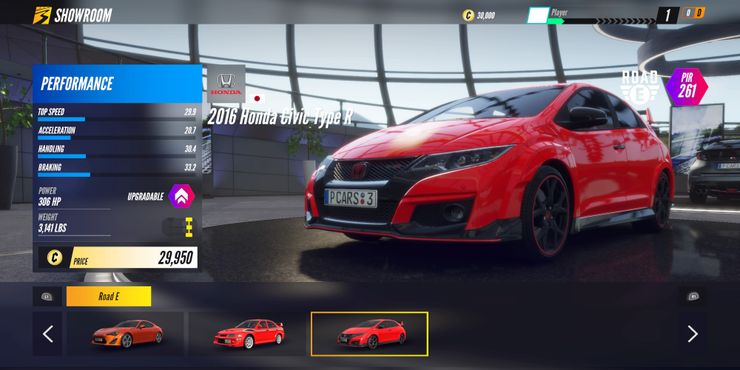 Project Cars 3 How To Pick The Best Starter Car Screen Rant