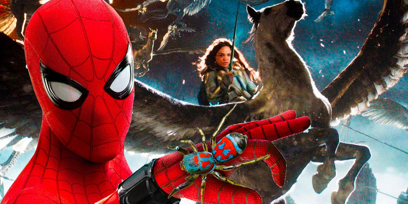 Fan Spots Error in Endgame's Spider-Man & Valkyrie Scene