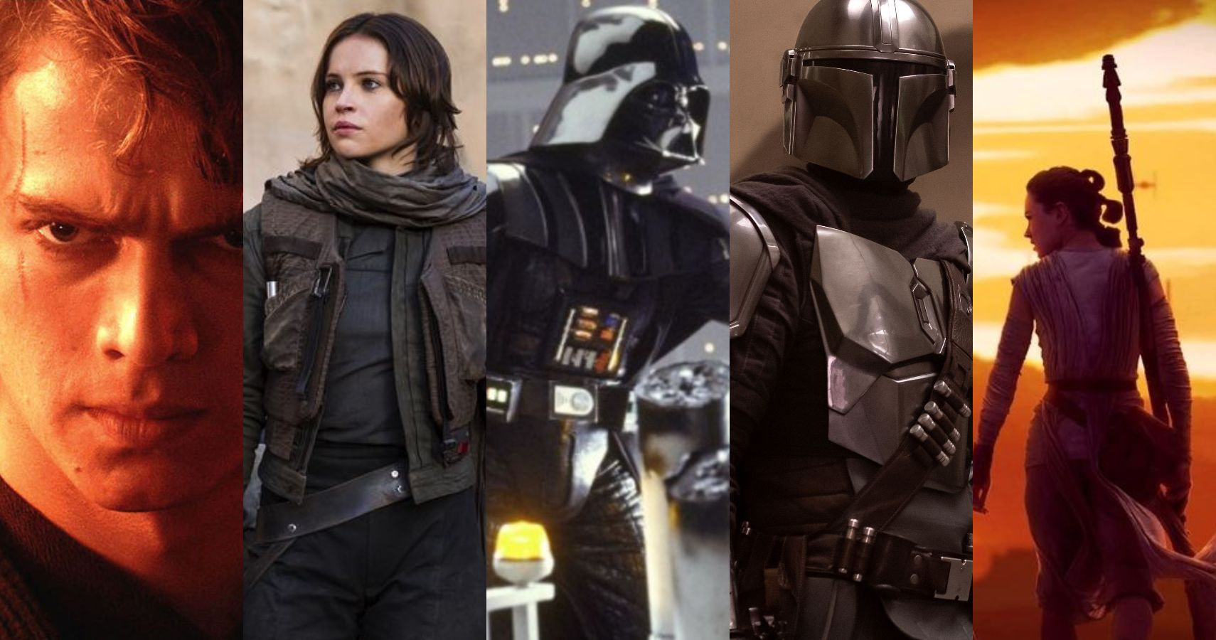 Star Wars Every Movie And Show On Disney Ranked According To Imdb