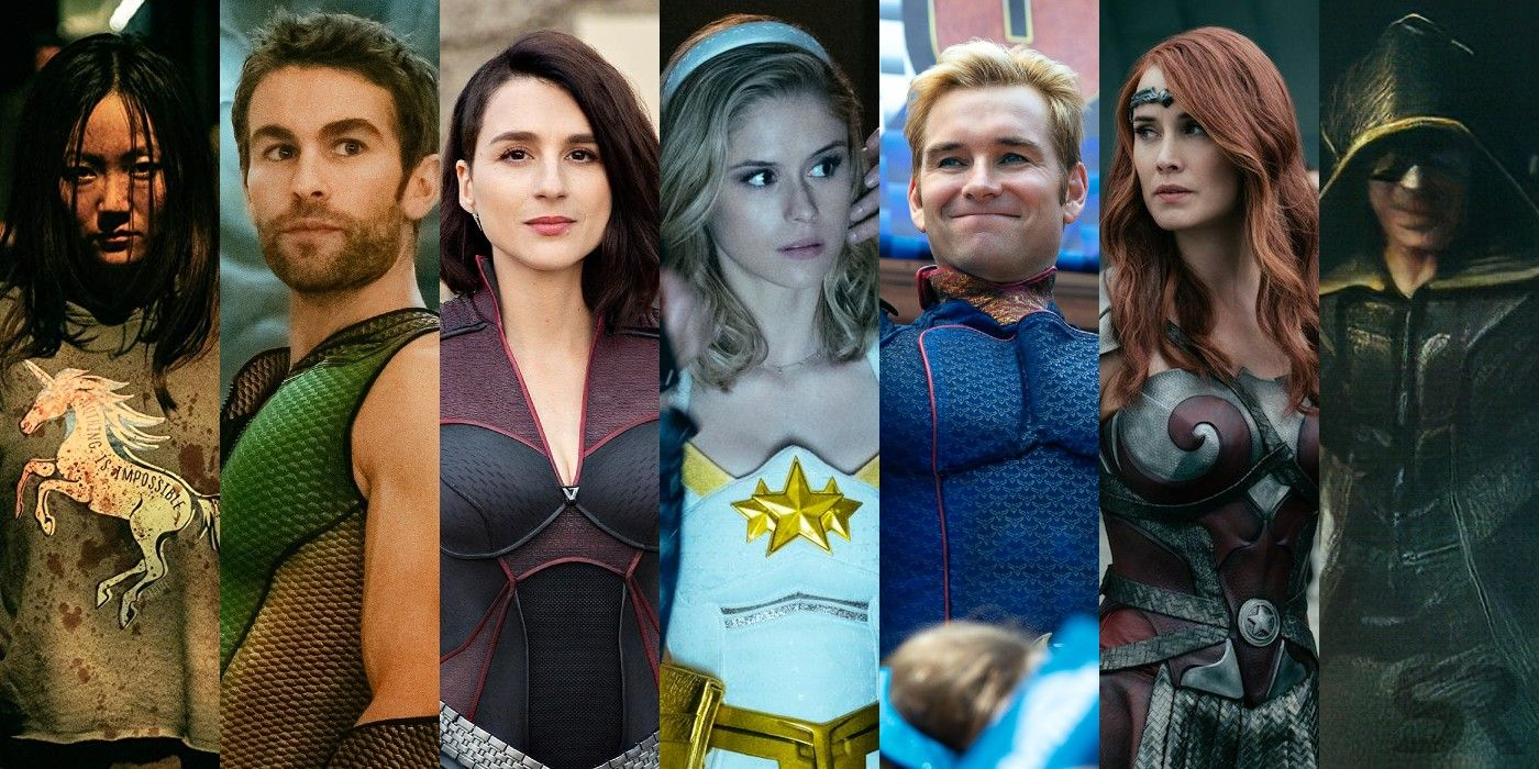 The Boys Season 2: Every Confirmed Super & Their Powers Explained