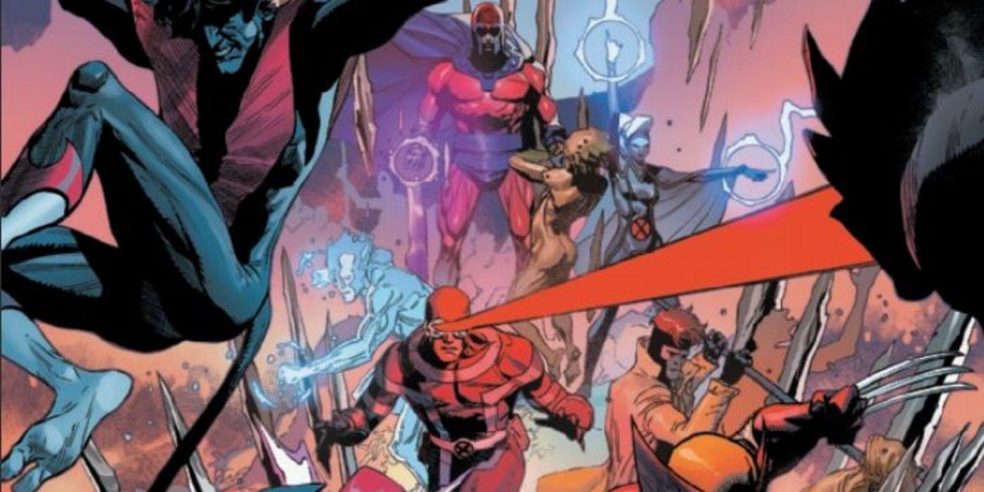 X-Men: Magneto repele uma invasão alienígena usando um [spoiler] 2