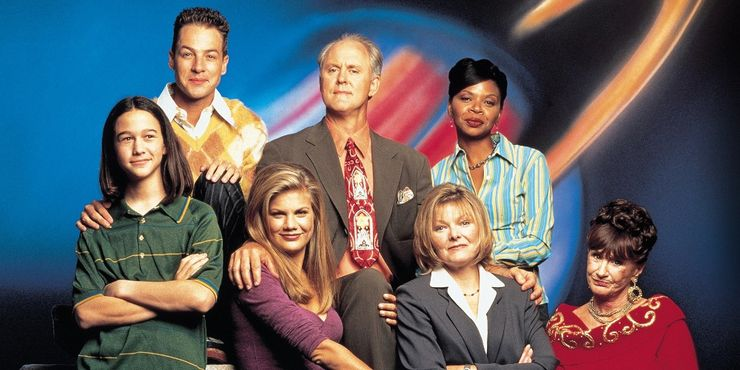 The 90s of sitcoms Here Are
