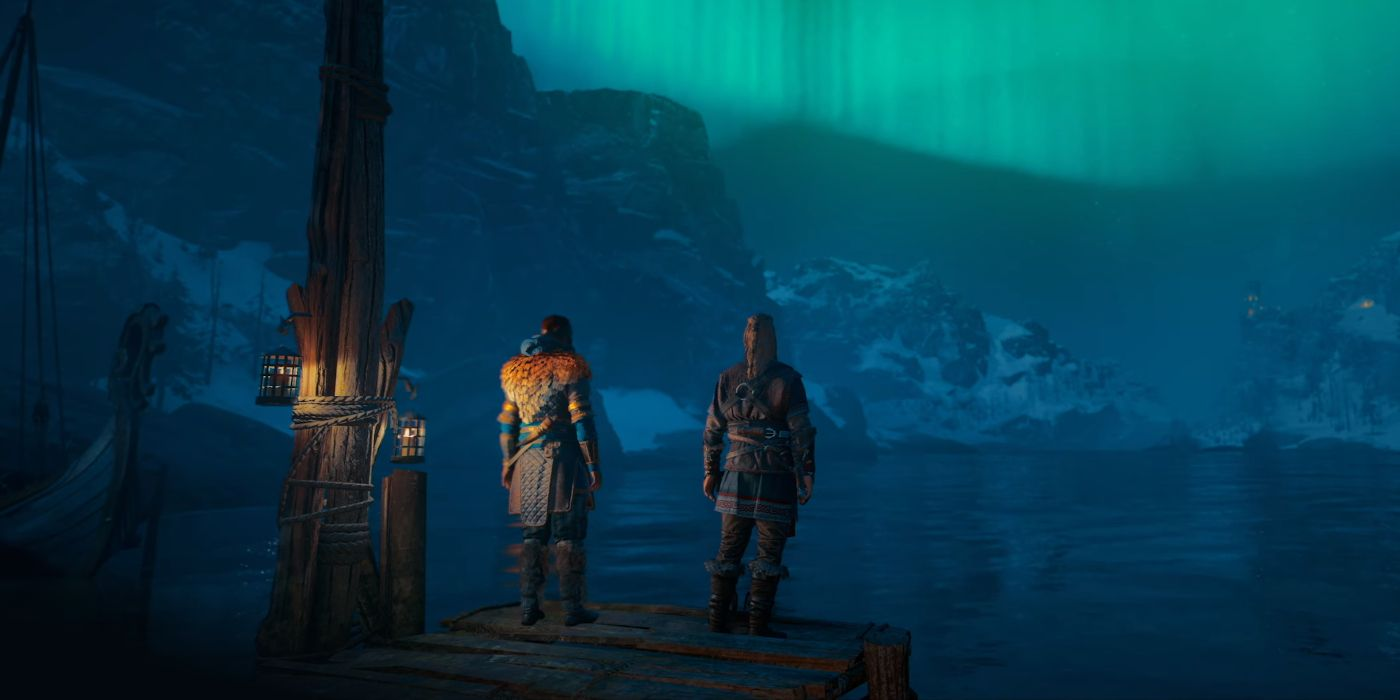 Assassin S Creed Valhalla S Story Trailer Sets Up Factions Game Plot