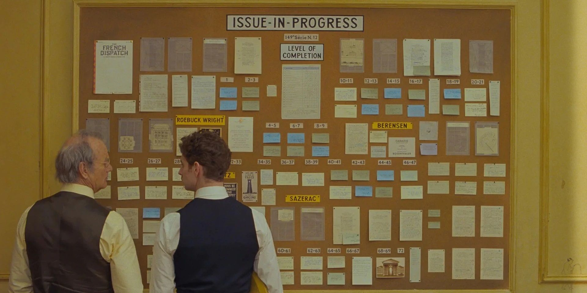 The French Dispatch: 10 Things To Know About Wes Anderson's Next Movie