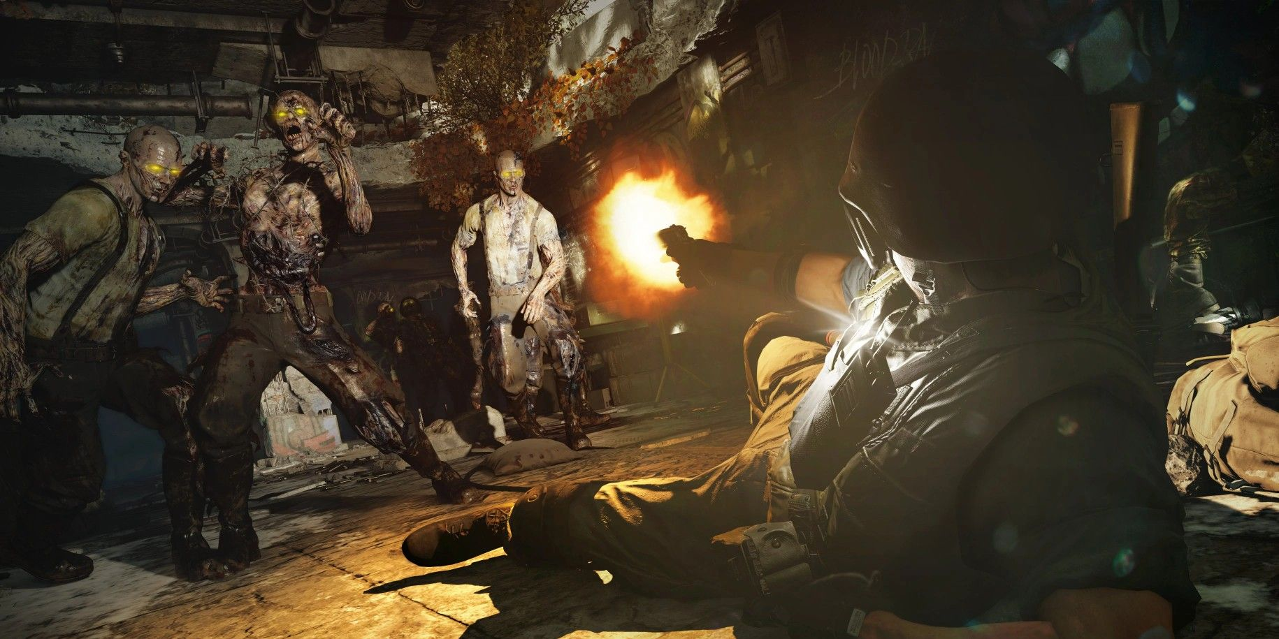 Cod Black Ops Cold War Zombies Trailer Reveals Map Crazy Weapons