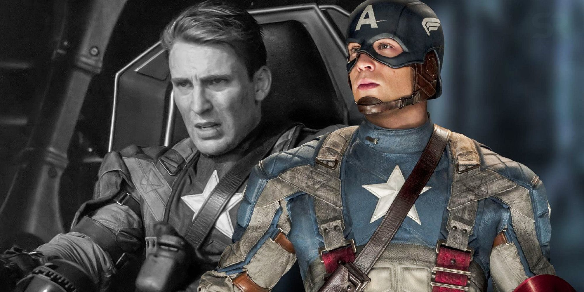 Captain America: Why Steve Rogers Crashed The Plane In The First Avenger
