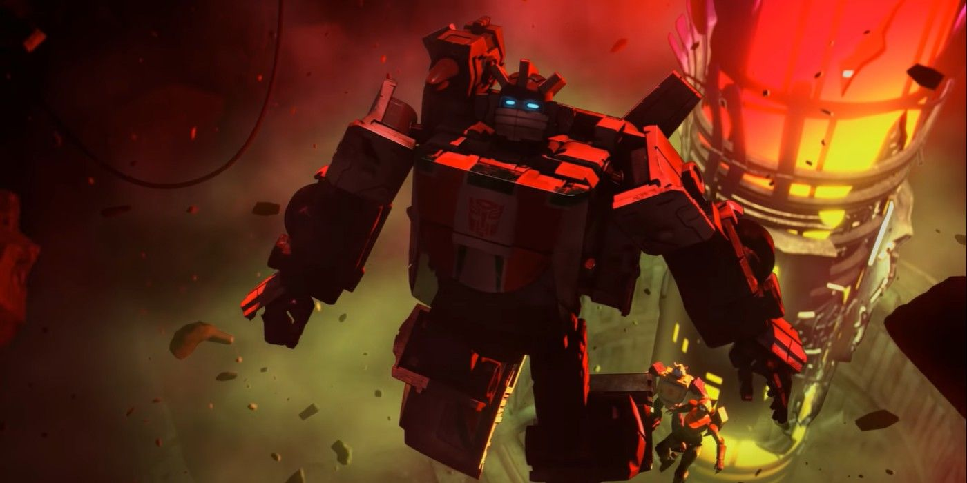 Transformers: War For Cybertron- Earthrise Trailer Introduces Mercenaries