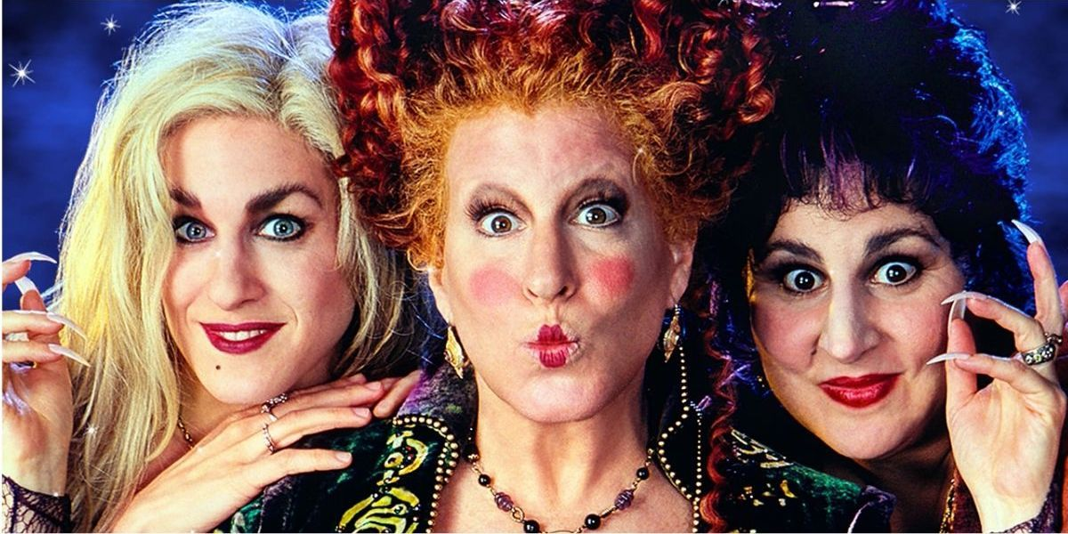 Hocus Pocus 2 Reportedly Getting New Director | Screen Rant