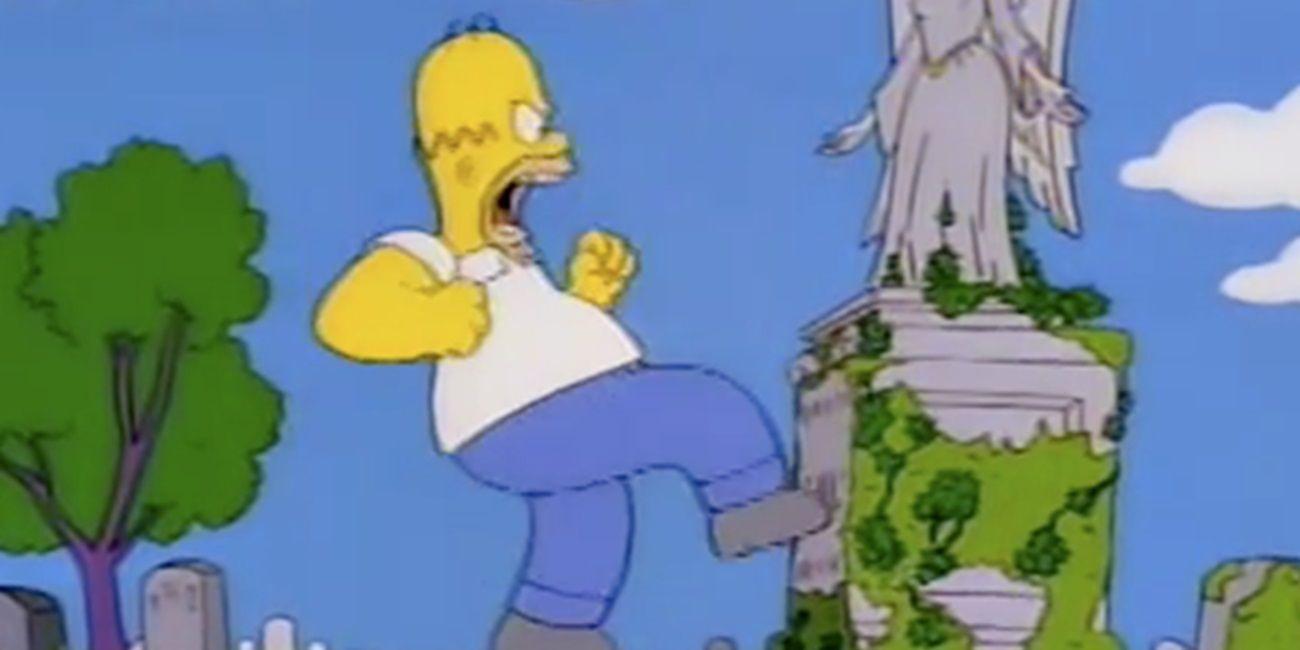 Os Simpsons: 10 momentos clássicos com a 'Vovó Simpson' 2
